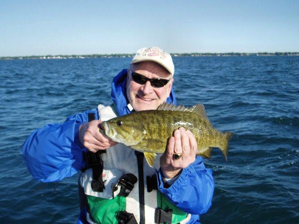 2009 bass photo album great lakes bass fishing guide service for Michigan bass fishing tournaments